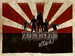Los zombis atacan