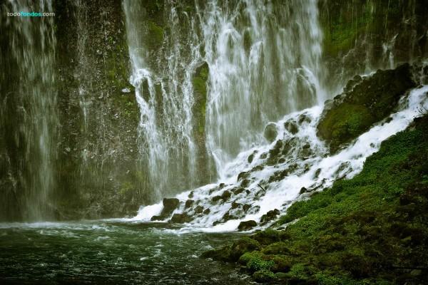 Cascadas de Burney