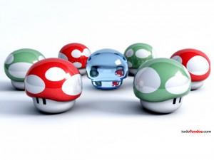 Setas de Mario, Nintendo
