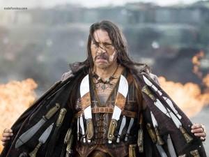 """Danny Trejo en """"Machete"""", de Robert Rodriguez"""