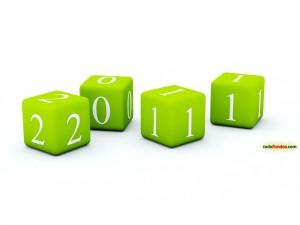 Dados para el año 2011