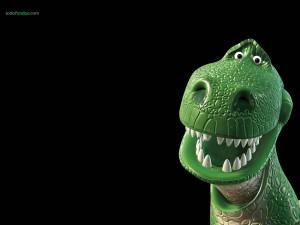 Postal: Rex, en Toy Story 3