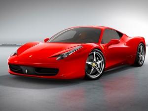 Postal: Ferrari 458 Italia