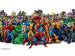 Personajes de Marvel