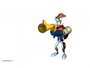 Postal: Earthworm Jim