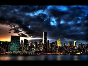 Panorámica de la ciudad de Nueva York