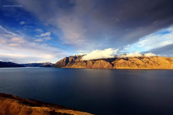 Lago Hawea (Nueva Zelanda)