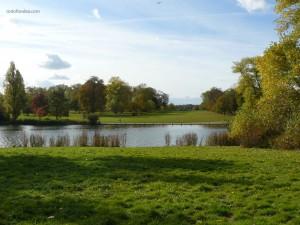 Postal: Hyde Park (Londres)