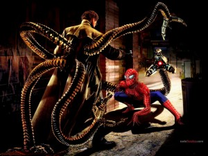 Spider-Man contra el Doctor Octopus