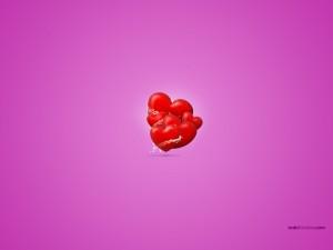Corazones de amor