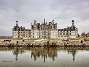 Castillo Real de Chambord (Francia)