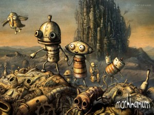 Postal: Machinarium