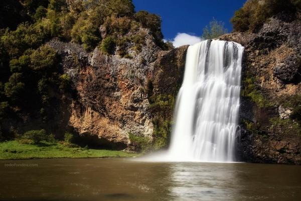 Cascadas Hunua (Auckland, Nueva Zelanda)