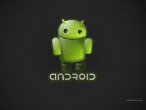 Postal: Logo de Android