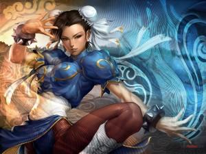 Chun-Li (Street Fighter 4)