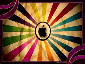 Postal: Apple Vintage