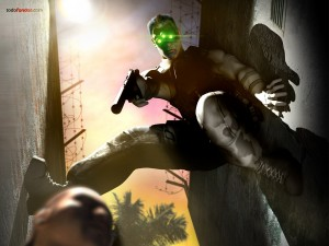 Splinter Cell Pandora