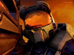 Postal: Un primer plano (Halo 2)