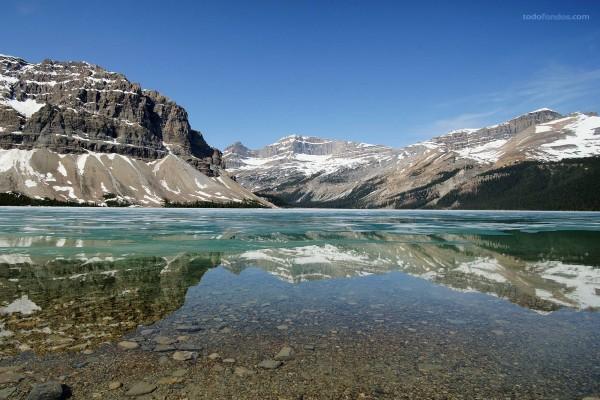 Lago Bow (Alberta, Canadá)