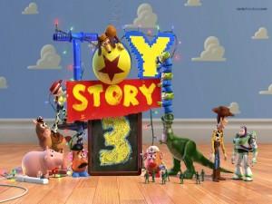 Postal: Toy Story 3