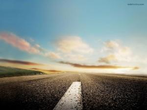 Carretera al cielo