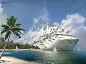 Crucero al paraiso