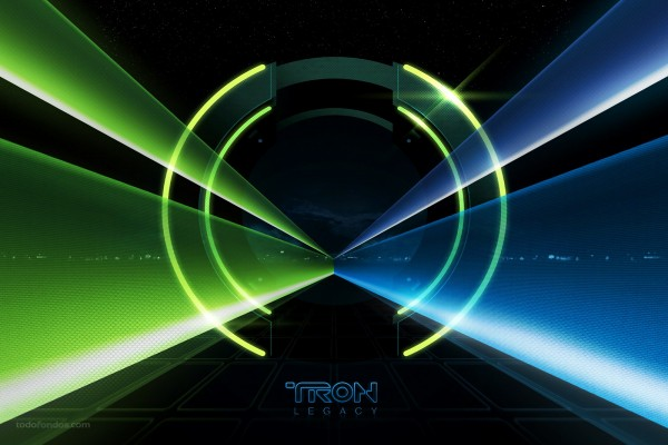 Túnel de Tron Legacy