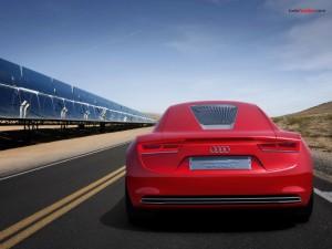 Postal: Audi A1 e-tron