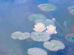 Los Nenúfares (Claude Monet)