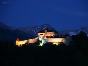 Postal: Castillo de Gruyères (Suiza)