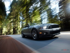 Postal: Ford Shelby GT500