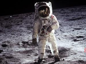 El hombre en la Luna