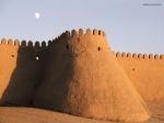 Murallas de Khiva, Uzbekistán