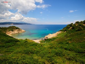 Postal: Scíathos (Grecia)
