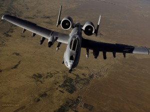 Fairchild-Republic A-10 Thunderbolt II