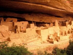 Ruinas del pueblo anasazi