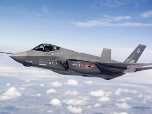Postal: Lockheed Martin F-35 Lightning II