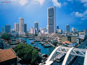 Postal: Singapur