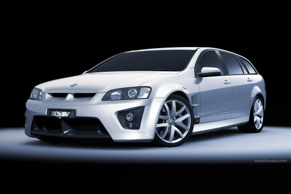 Holden HSV Tourer