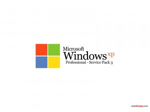 Postal: Microsoft Windows XP Professional Service Pack 3