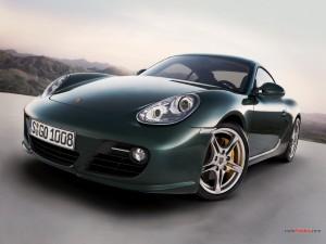 Postal: Porsche Cayman
