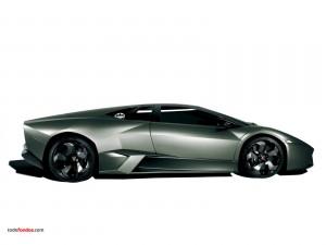 Postal: Lamborghini Reventón