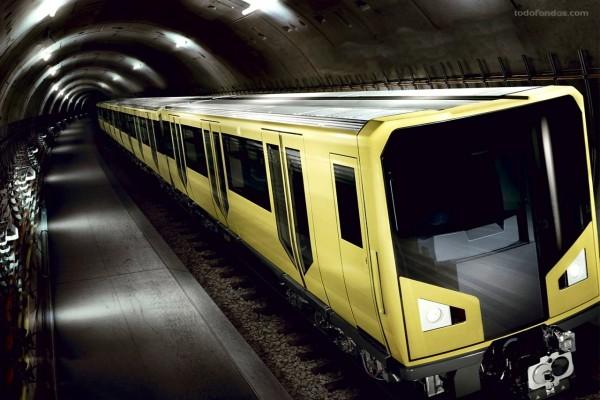 Metro moderno