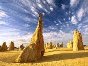 Desierto de los Pináculos (Parque Nacional Nambung, Australia Occidental)