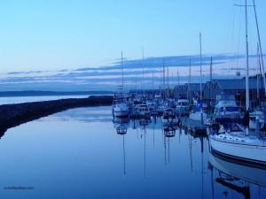 Puerto tranquilo