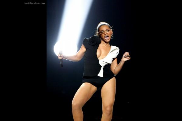 Beyoncé en concierto