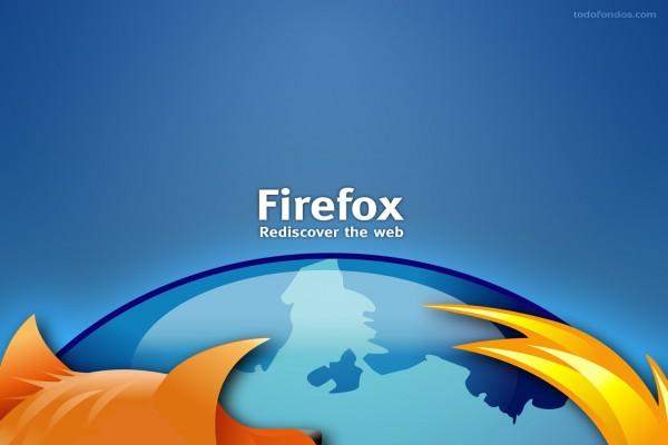 Firefox: redescubre la Web