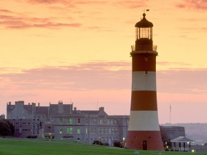 Smeaton's Tower (Plymouth, Inglaterra)