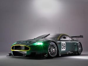 Postal: Aston Martin DBR9