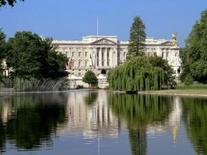 Postal: Palacio de Buckingham